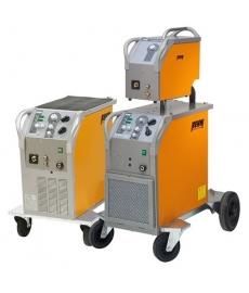 MIG/MAG pusautomačiai | Suvirinimo pusautomatis REHM SYNERGIC.PRO² 350-4 | suvirink.lt