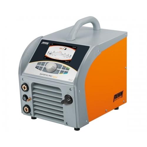 Suvirinimo aparatas REHM INVERTIG.PRO® digital 240 DC | ArcWeld.lt