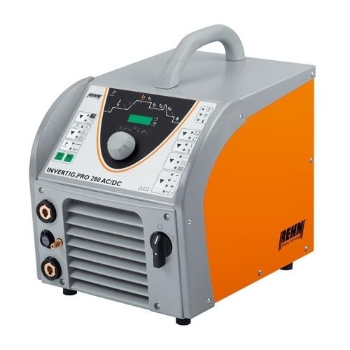 TIG suvirinimo įranga | Suvirinimo aparatas REHM INVERTIG.PRO® 240 DC | suvirink.lt