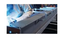 Suvirinimo spaustuvai | Aukšto efektyvumo U-formos spaustuvas SGU, 300mm, sunkus | suvirink.lt