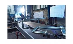 Suvirinimo spaustuvai | Aukšto efektyvumo U-formos spaustuvas STBU, 500mm, sunkus | suvirink.lt