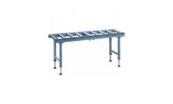 Stalai su ritinėliais - lengvos konstrukcijos