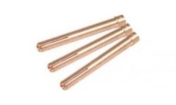 Volframinių elektrodų laikikliai